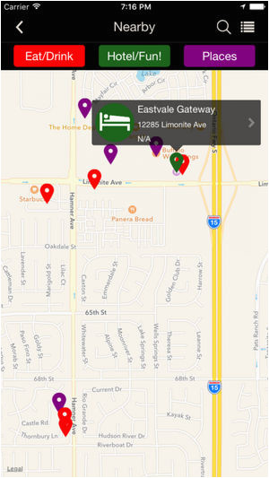 Eastvale California Map City Of Eastvale Ca On the App Store