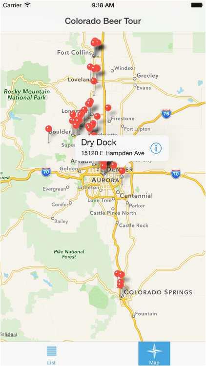 Firestone Colorado Map Map Of Aurora Colorado Best Of Map Colorado Springs New I Pinimg