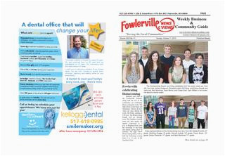 fowlerville news views online october 11 2015 issue by steve