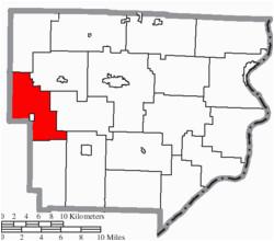 franklin township monroe county ohio wikipedia