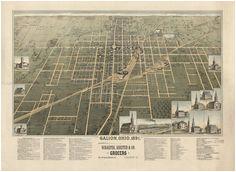 10 best a tour of historic galion images columbus ohio ohio