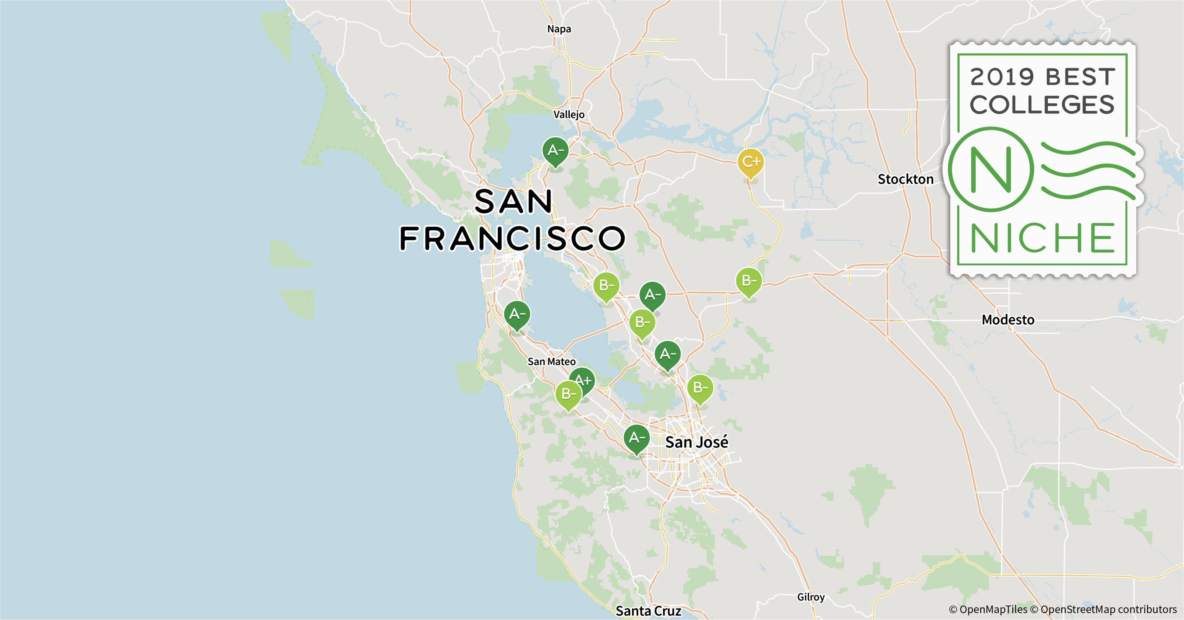 Map Of Georgia Universities.Georgia Colleges And Universities Map 2019 Best Colleges In San