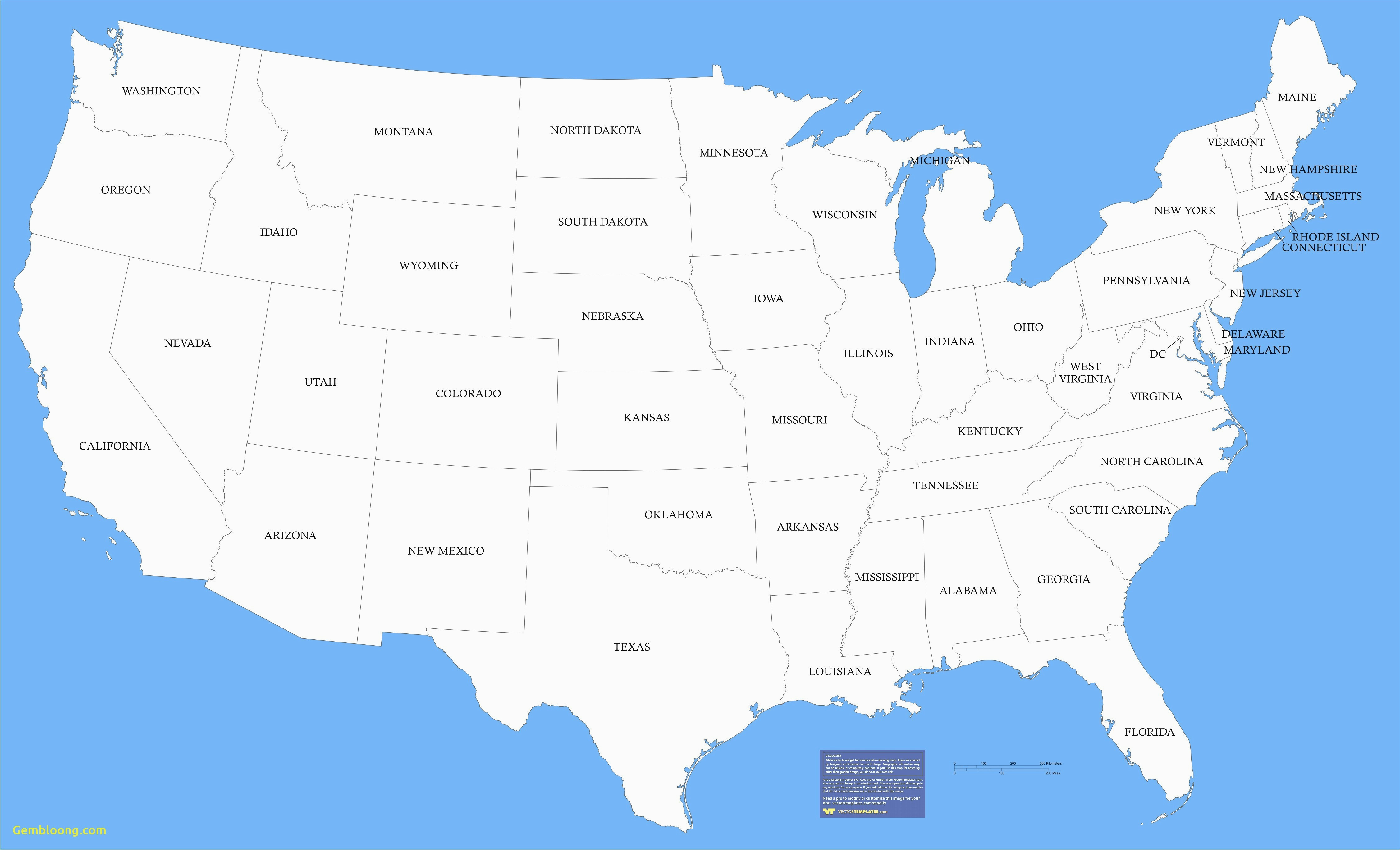 Georgia Maps with Cities United States Map East Coast Refrence Us ...