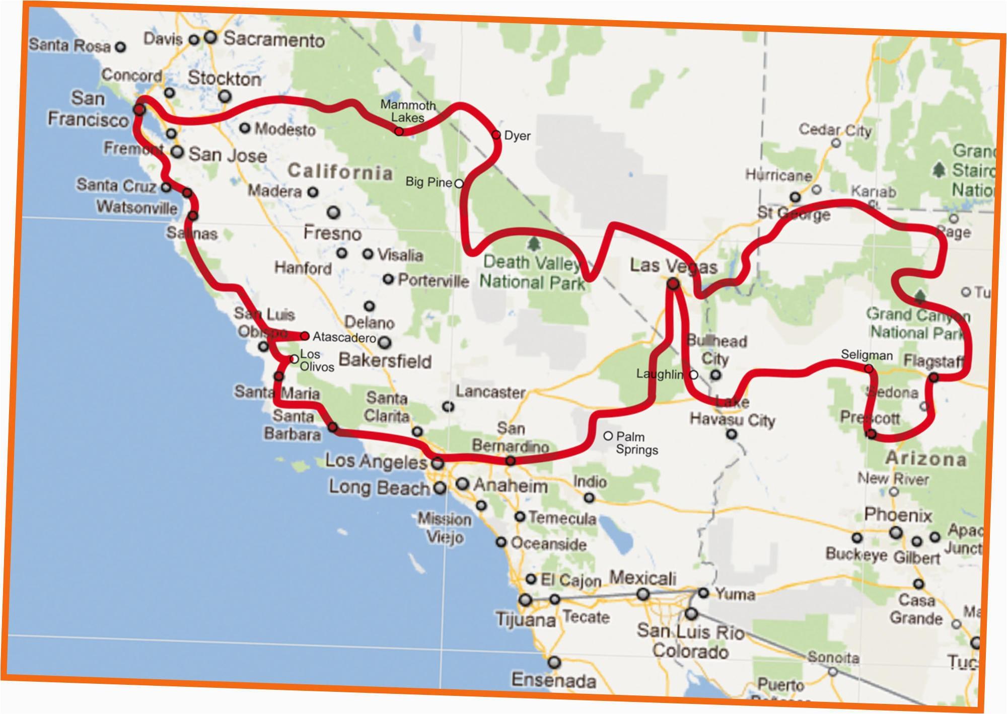 Gilbert California Map | secretmuseum