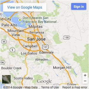 neighborhood crime map new crime statistics of san jose ca maps