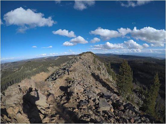crag crest trail picture of grand mesa grand junction tripadvisor