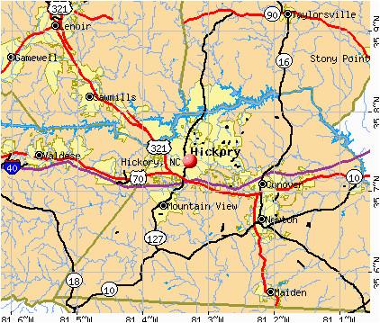 hickory north carolina photos maps news traveltempters