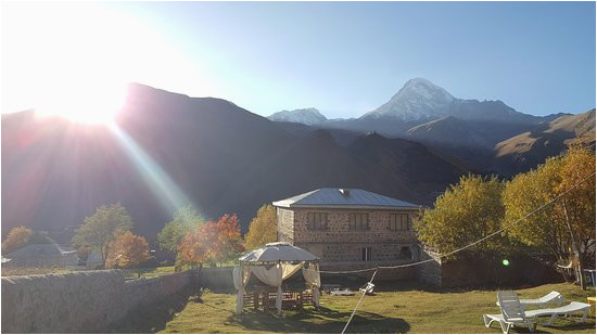 kazbegi guesthouse lela updated prices reviews photos