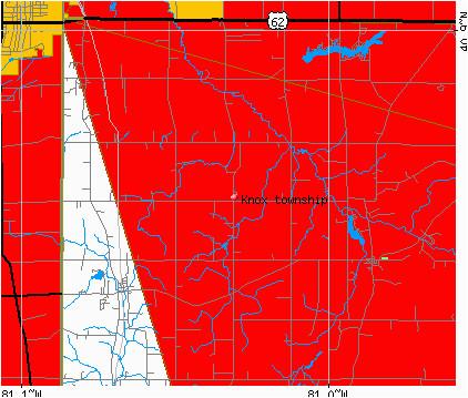 knox township columbiana county ohio oh detailed profile