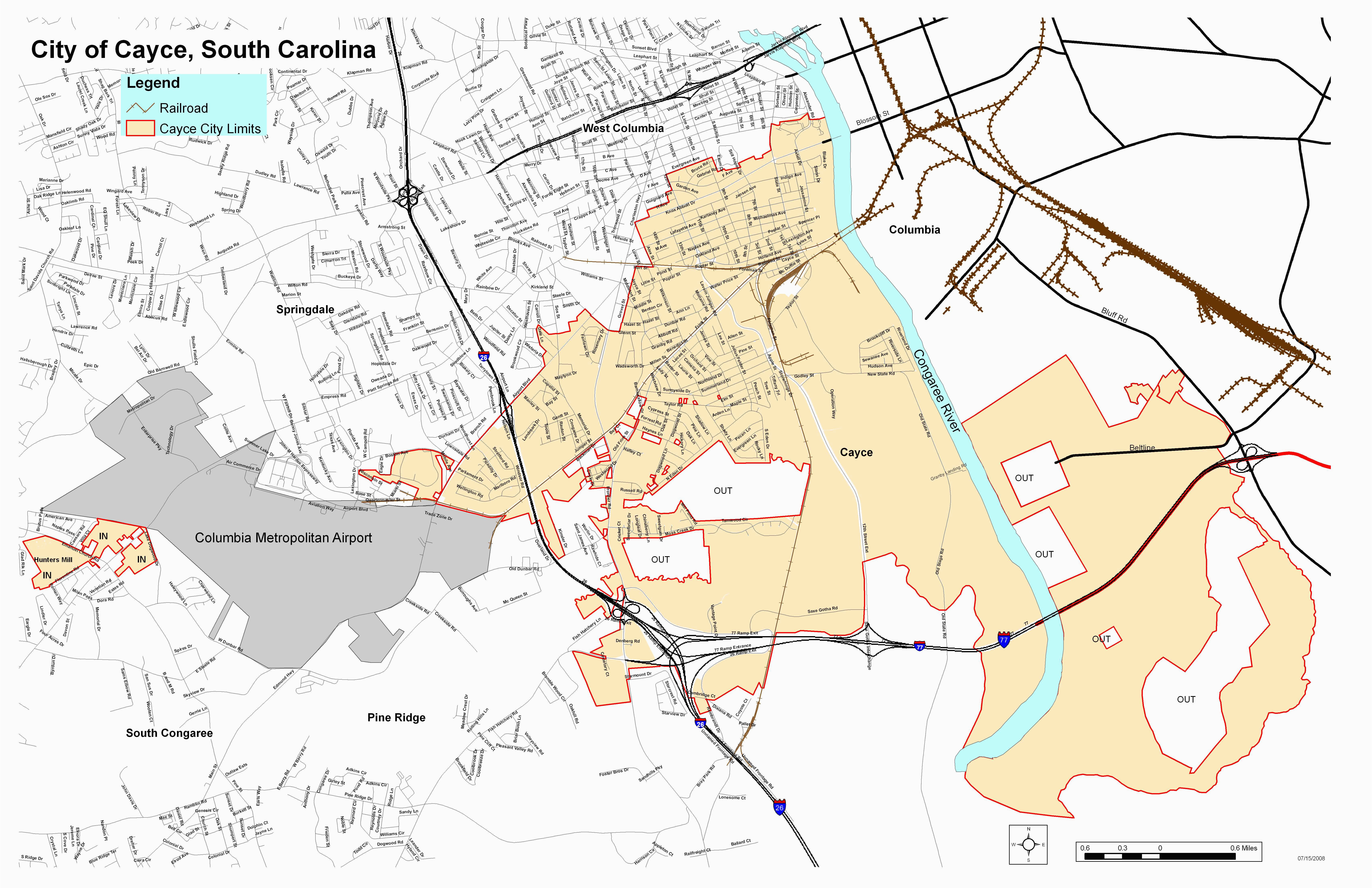 columbia map guide online maps of columbia south carolina