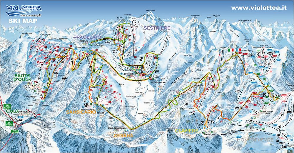 bergfex ski resort cesana sansicario via lattea skiing