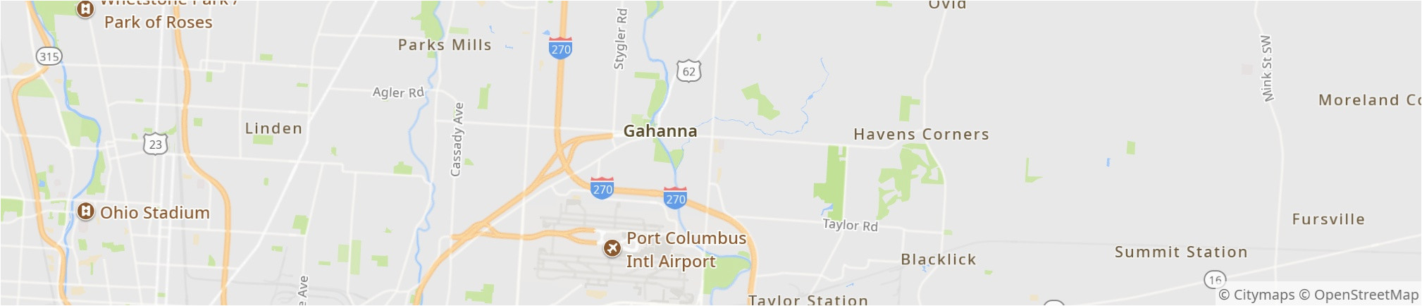 Map Gahanna Ohio Gahanna 2019 Best Of Gahanna Oh tourism Tripadvisor
