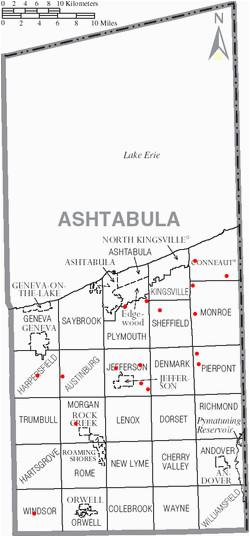 ashtabula county ohio revolvy