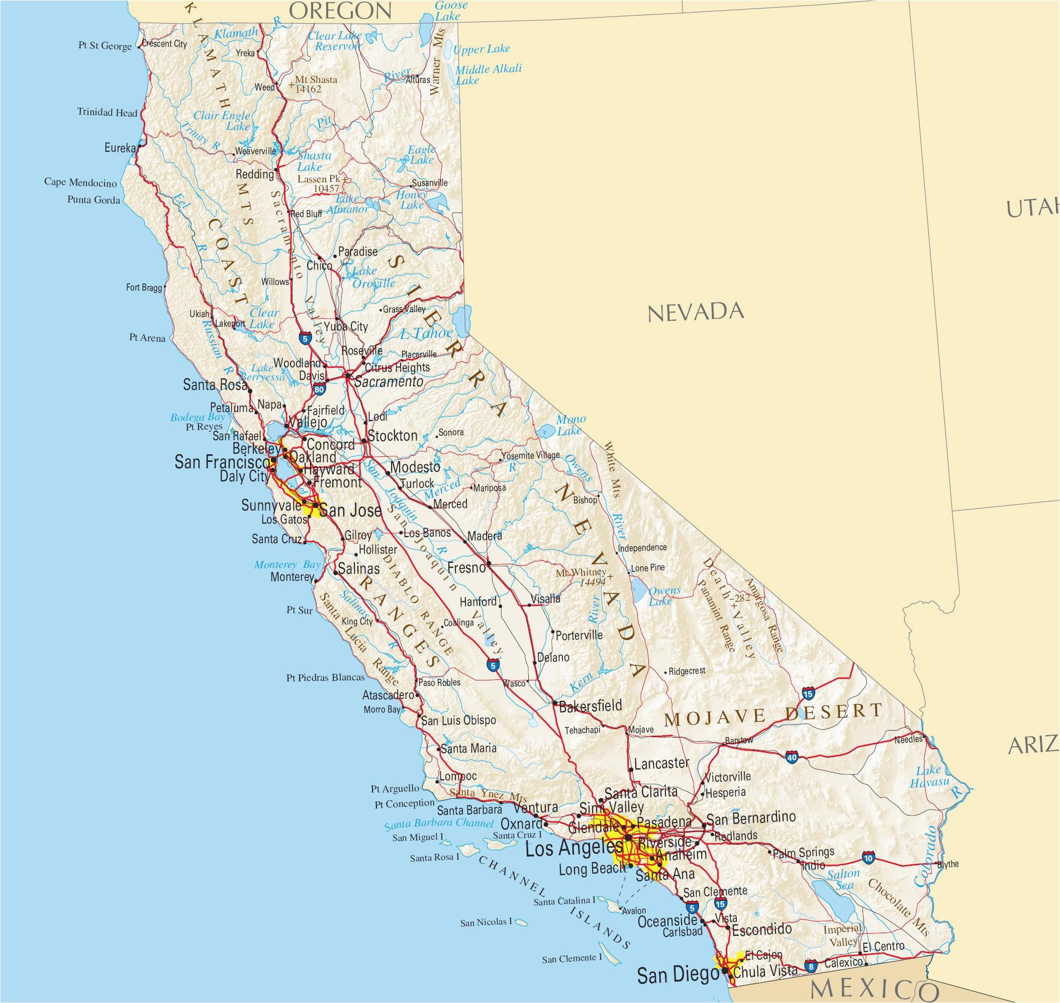 Map Of Calexico California Secretmuseum