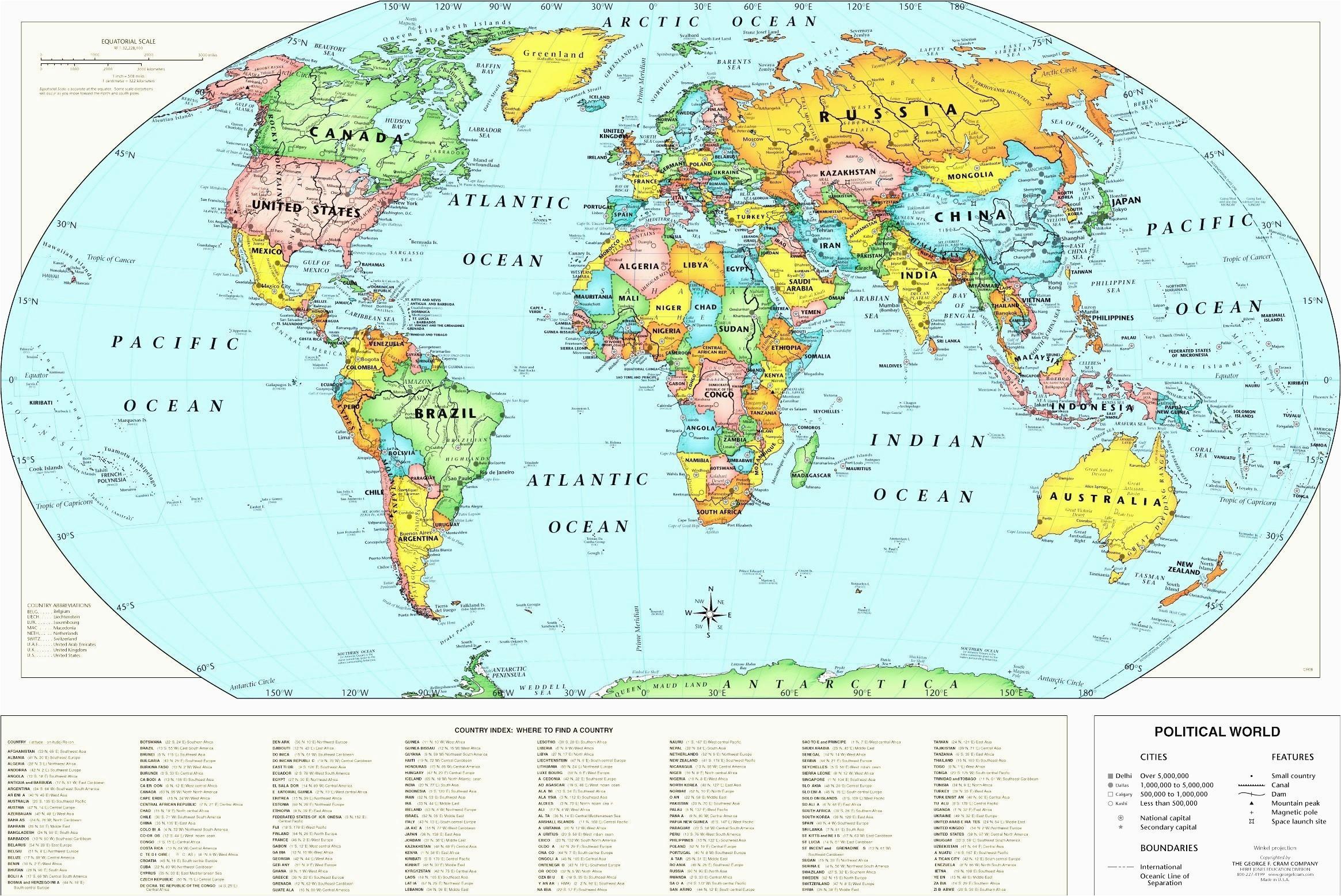 Map Of California with Latitude and Longitude United States ...