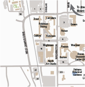 central michigan university campus map compressportnederland