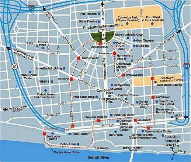 cleveland airport map luxury detroit airport map lovely map od