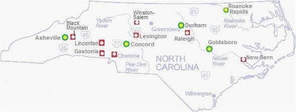 durham nc map unique durham nc map unique north carolina our