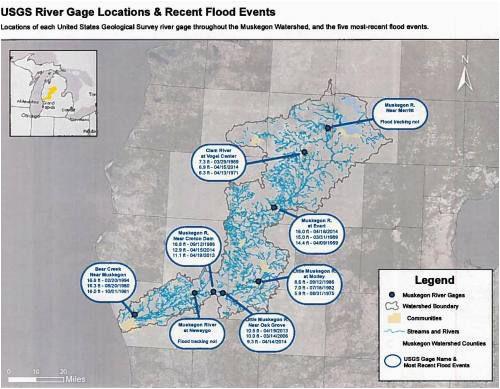 fema gathers input for muskegon river floodplain map news