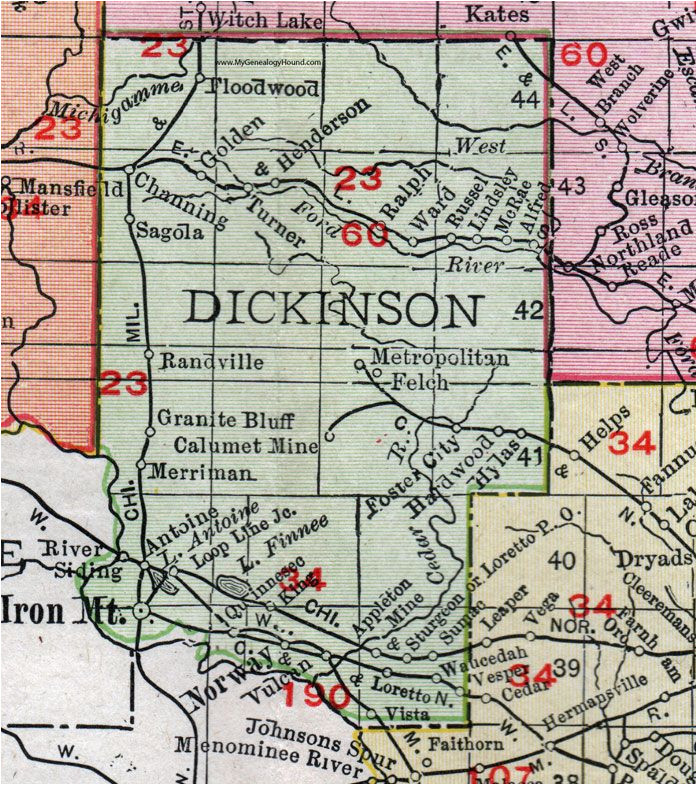 farmington hills michigan map travel maps and major tourist