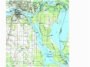 map of sugar island off of sault ste marie michigan and sault ste