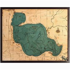 109 best 3d nautical wood maps images topographic map baltic