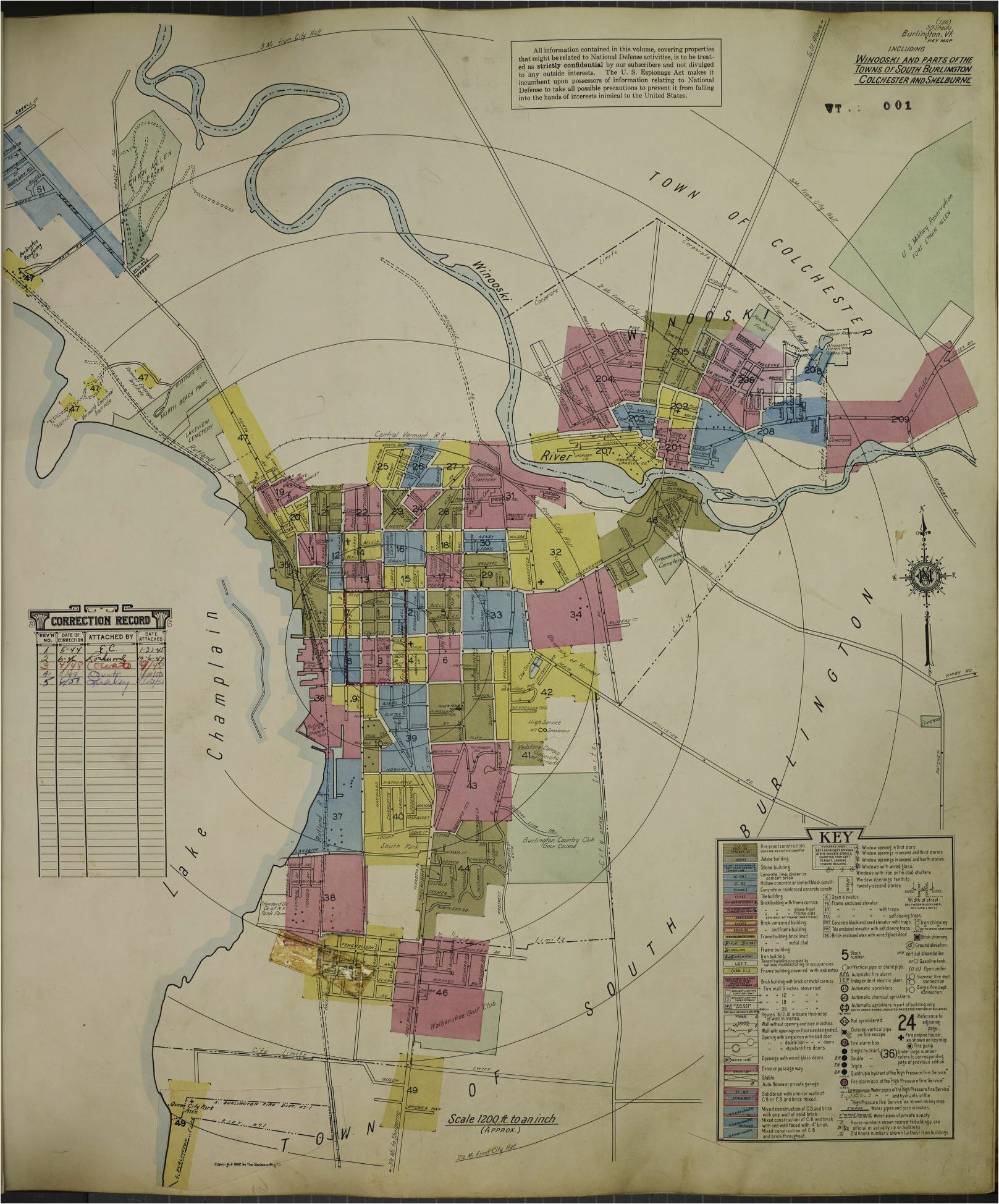 sanborn maps library of congress