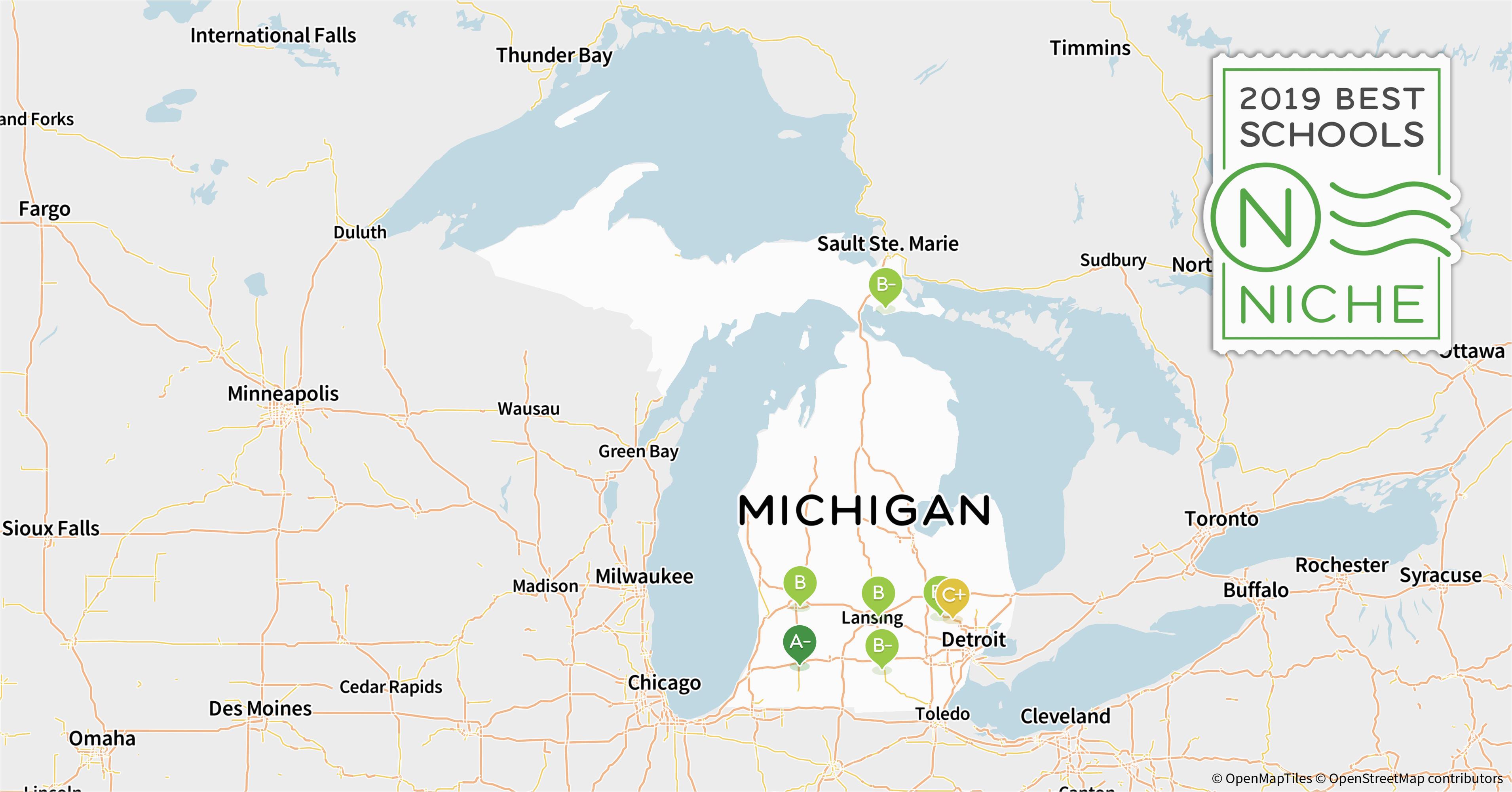 2019 best online high schools in michigan niche