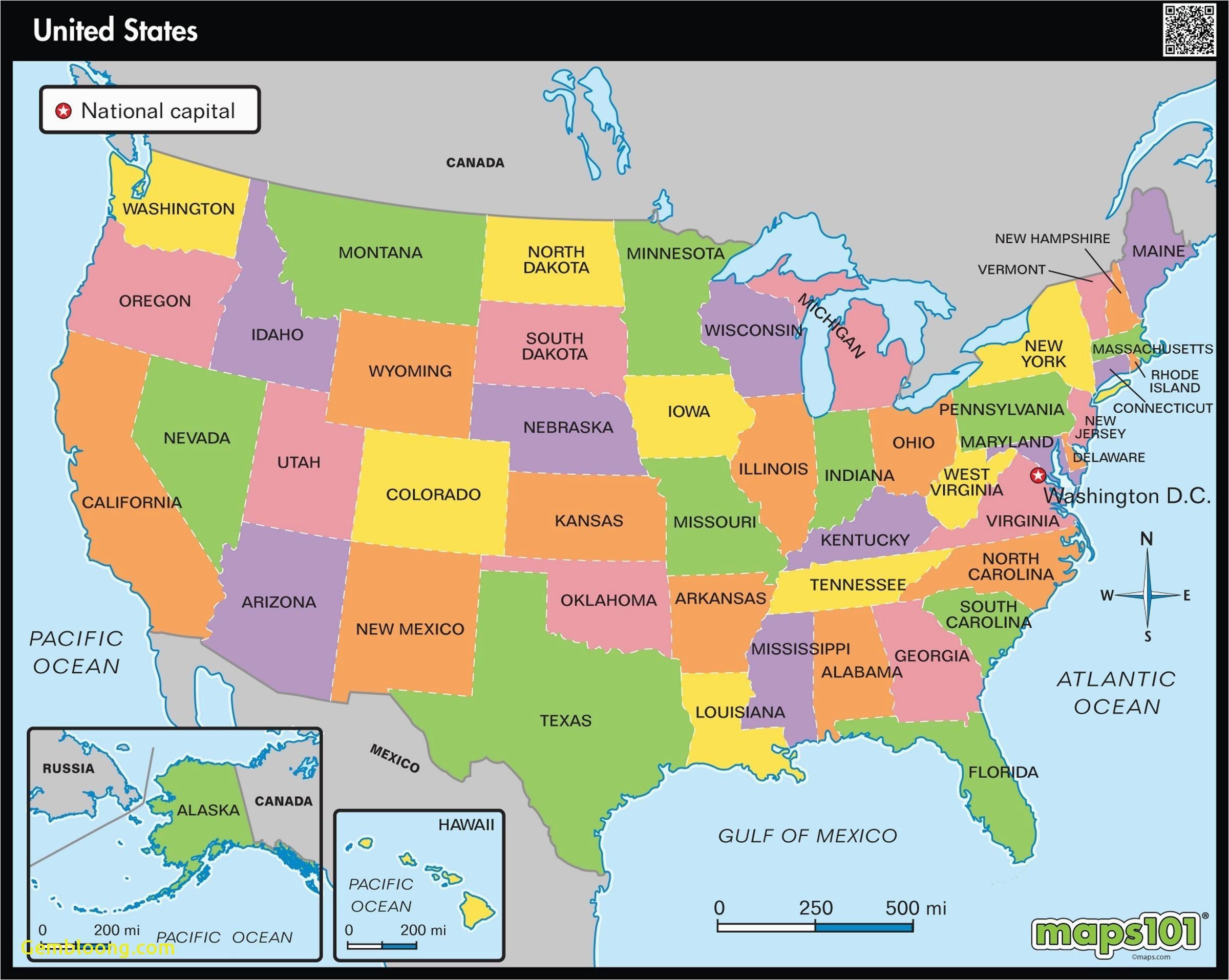 united states map mexico border valid united states map baja