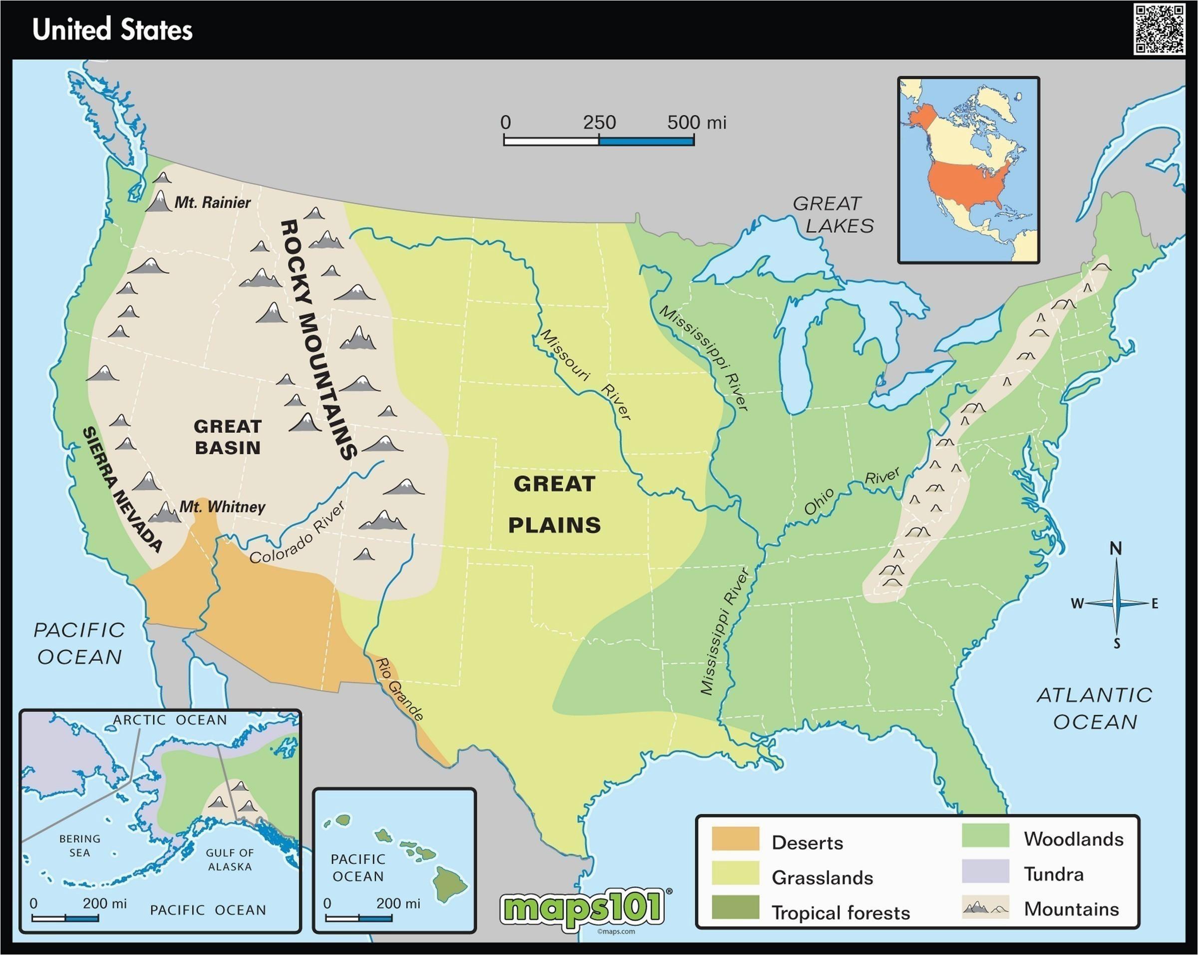 Map Of southeastern Michigan southeast United States Map ...