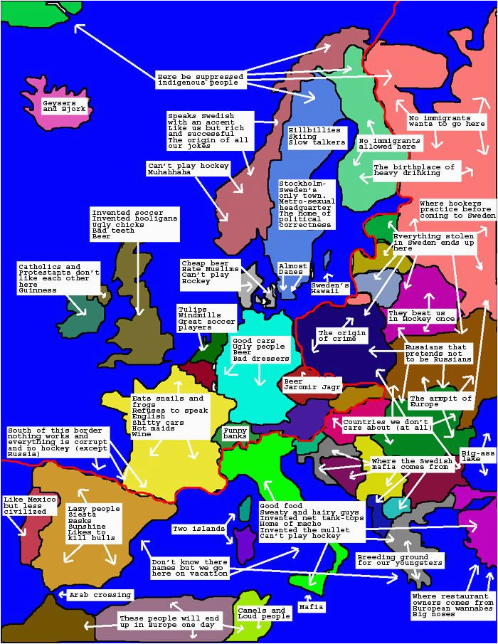 funny american maps worth a smile funny maps map europe