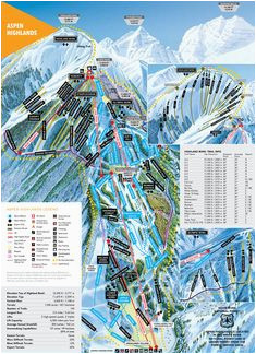 Map Of Vail Colorado Vail Trail Map Wanna Go Back Already Love these Vail Colorado