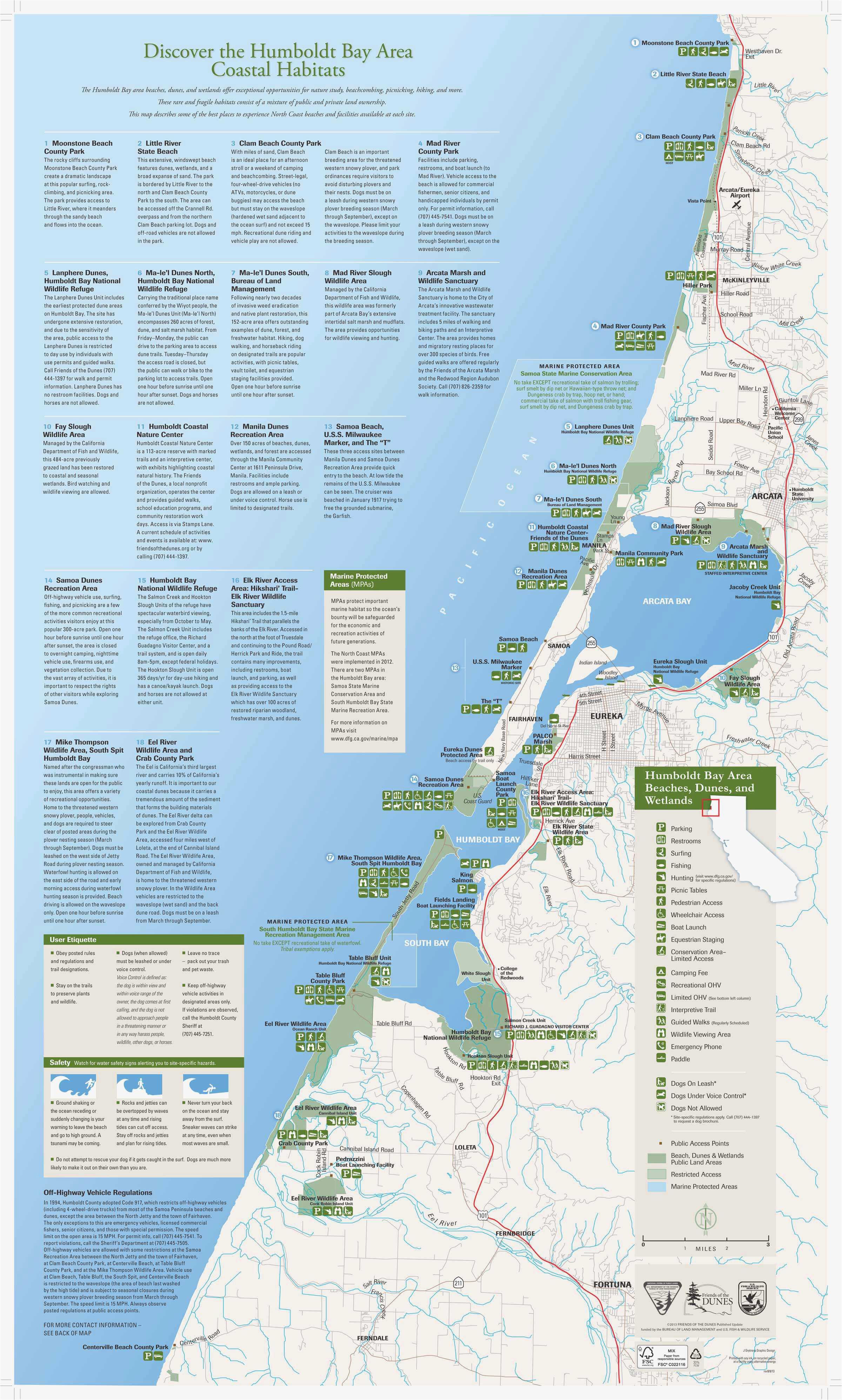 amazing map southern california beaches elegant map of california