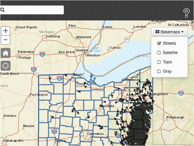 Map Of Wayne County Ohio | secretmuseum Map Of Wayne County Ohio on