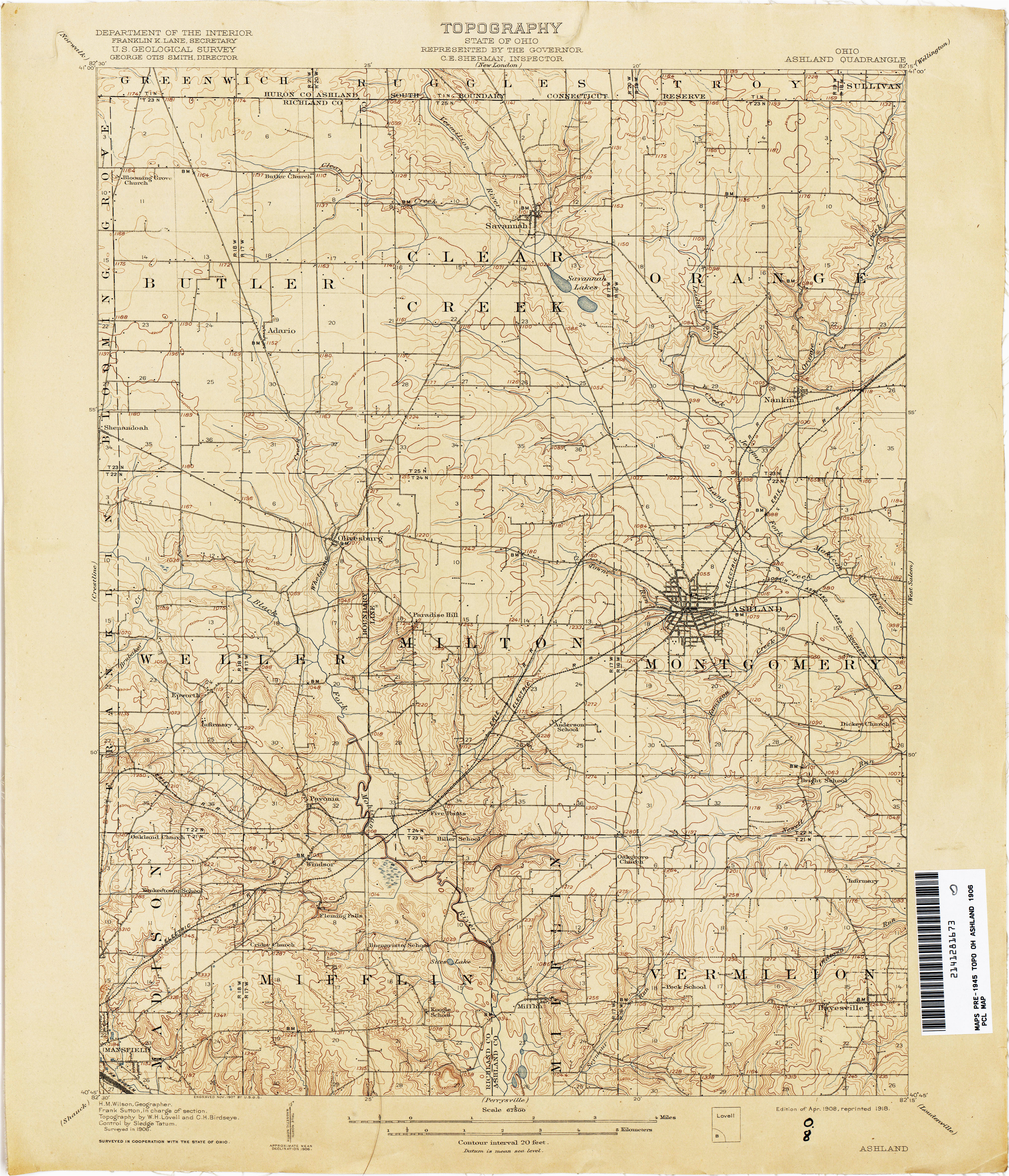 Map West Chester Ohio Ohio Historical Topographic Maps Perry Castaa