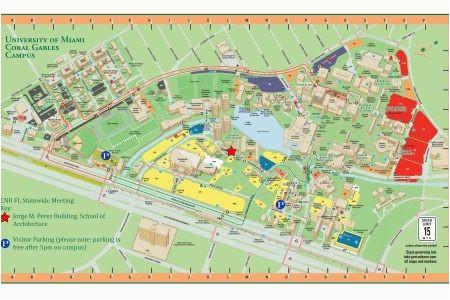 Miami University Ohio Campus Map Miami University Campus Map Luxury