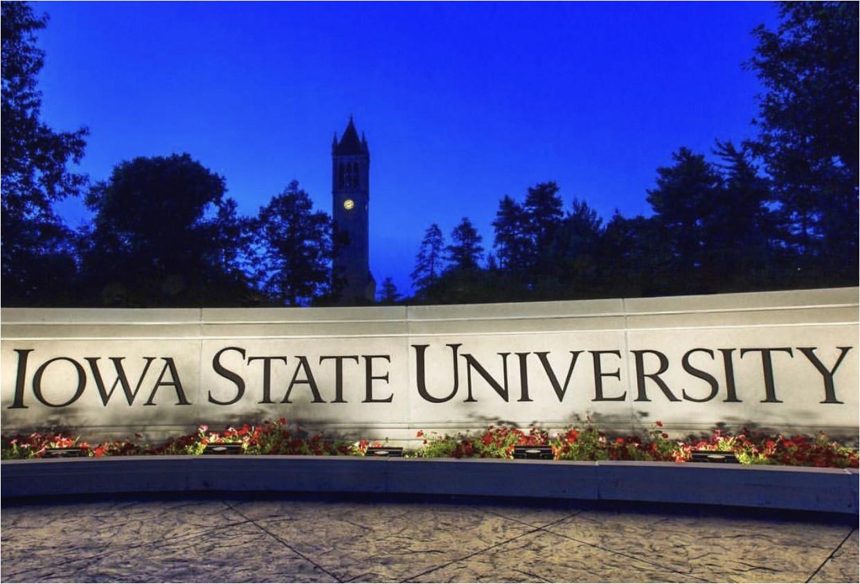 iowa state university map inspirational iowa state university flag