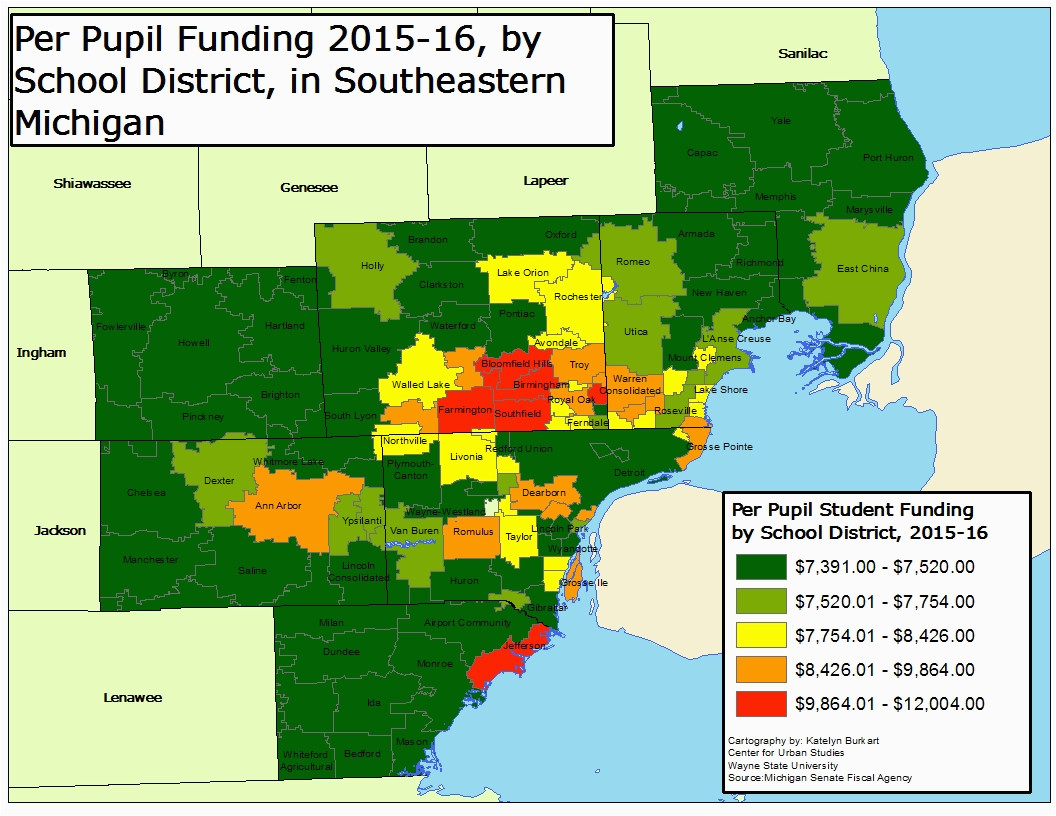 michigan school district map awesome wisconsin s congressional