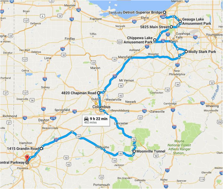 294 best ohio getaway images on pinterest road trips cleveland