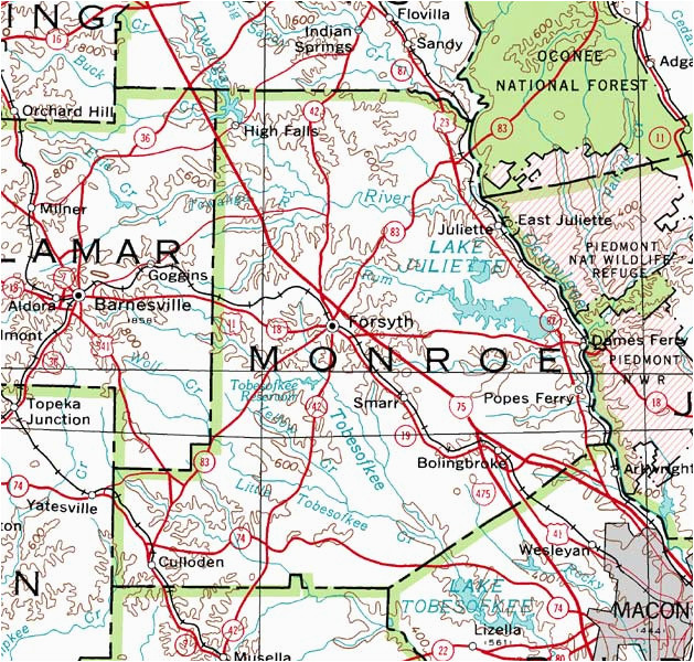 county of monroe georgiainfo