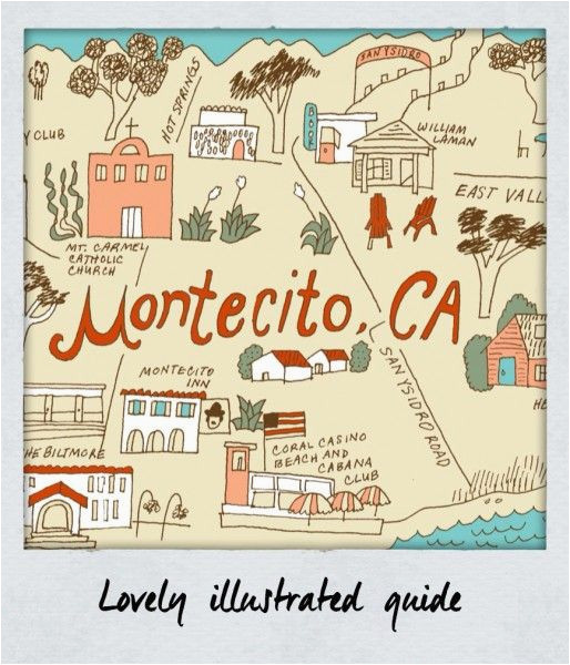 we opened our third store in montecito and are getting to know the