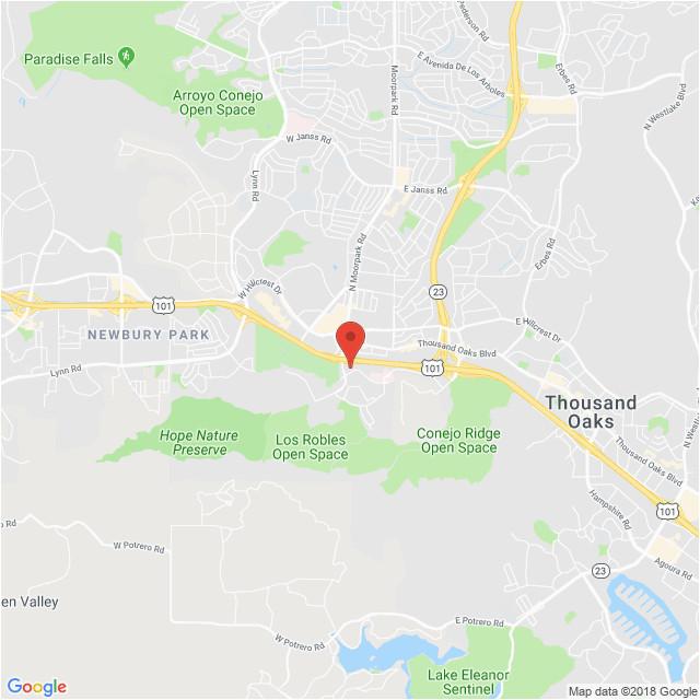 thousand oaks california map elegant los angeles reproductive center