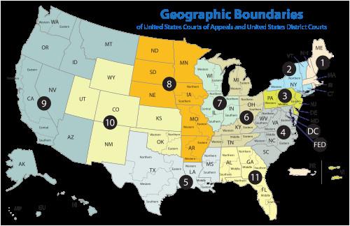 North Carolina Federal District Court Map United States District Court for the District Of New Jersey Wikipedia