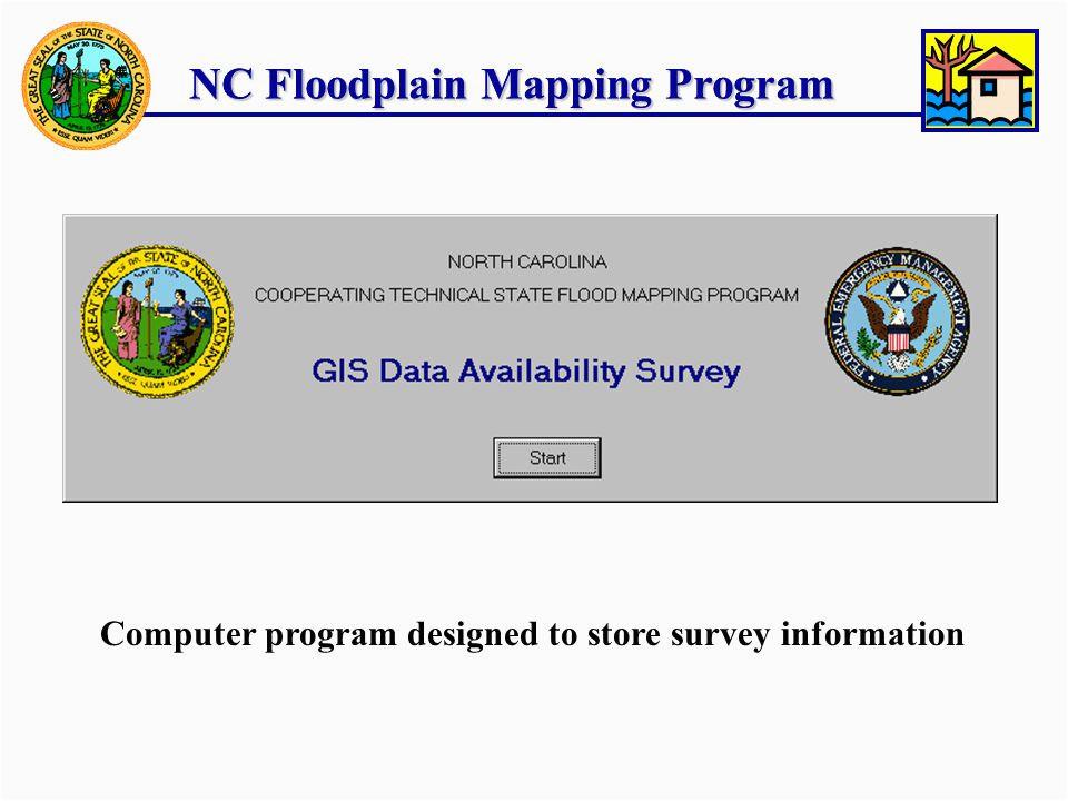 nc floodplain mapping program highlights preliminary observations