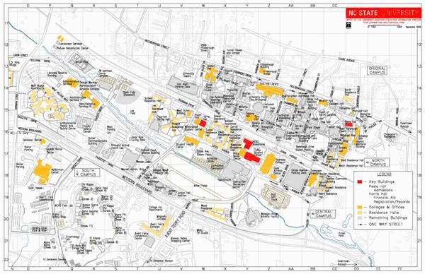 top ncsu campus map photos printable map new bartosandrini com