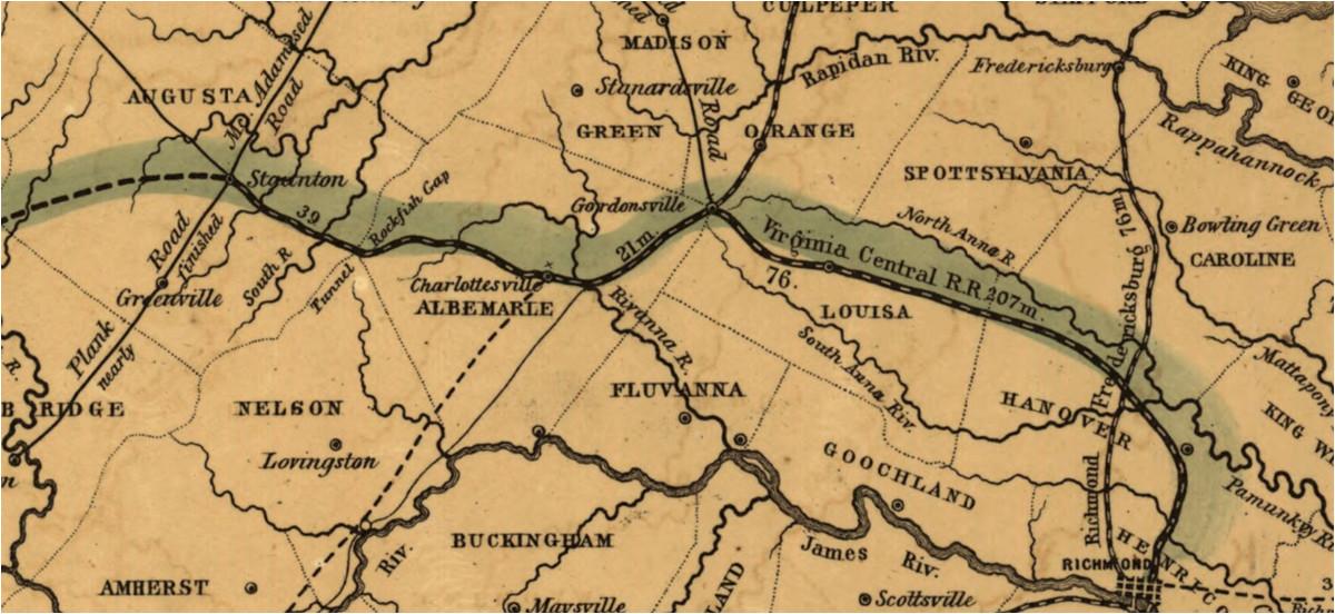 virginia central railroad wikipedia