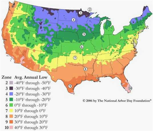 Ohio Planting Zone Map Us Planting Zones Map Best Of Growing Zone ...