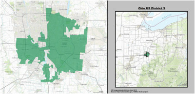 Ohio Senate District Map Secretmuseum