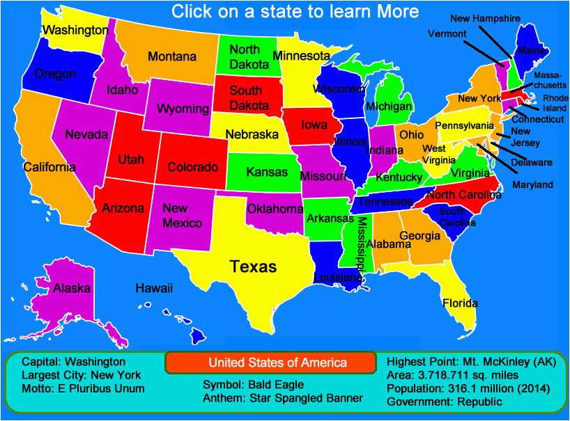 Ohio State In Usa Map | secretmuseum