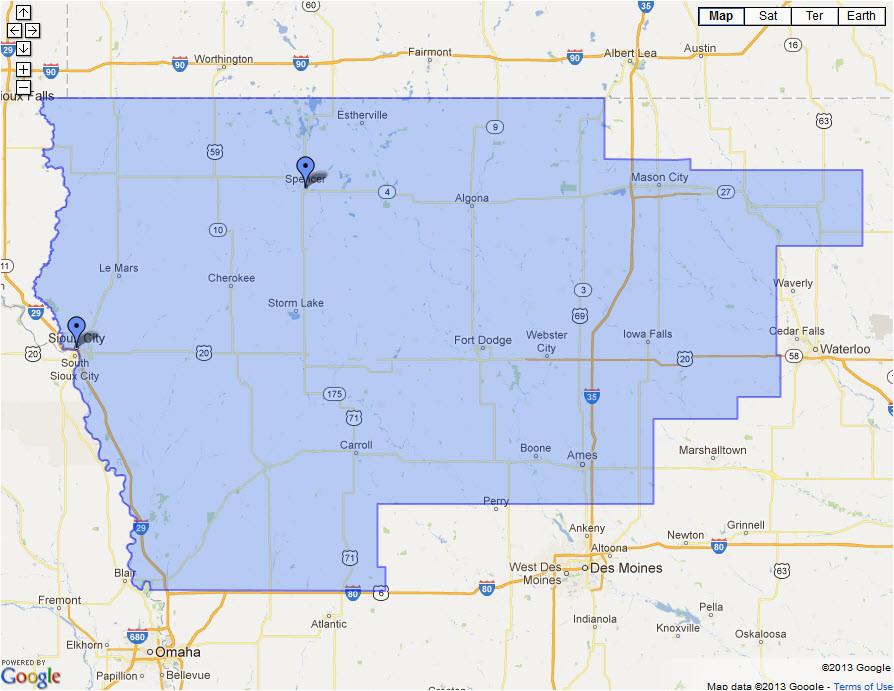 district map congressman steve king